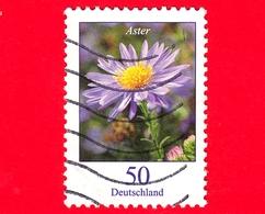 GERMANIA - Usato - 2005 - Fiori - Flowers - Autumn Aster - 50 - Usati