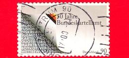 GERMANIA - Usato - 2006 -  50 Del Bundeskartellamt, Attività Garante Della Concorrenza - 90 - Usati