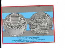 SAINT LEU D'ESSERENT    Médaille De La Ville - France