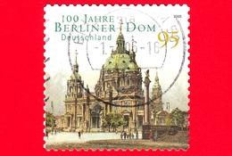 GERMANIA - Usato - 2005 - 100 Anni Del Duomo Di Berlino - Facciata - 95 - Usati