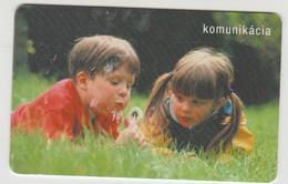 "Slovenia Phone Card ""Children"" - Slovenia"