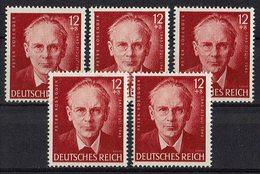 DR 1943 // Mi. 856 ** - Allemagne