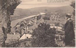 57 - SIERCK - LA VILLE VUE DU CHATEAU FORT - NELS SERIE 110 N° 5 - Other Municipalities