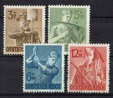 DR 1943 // Mi. 850/853 ** - Deutschland