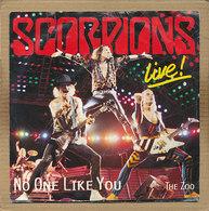 """7"""" Single, Scorpions - No One Like You (live) - Disco, Pop"""