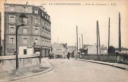 92 La Garenne Colombes Pont Du Commerce - La Garenne Colombes
