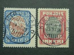 1920 North Ingermanland - 1919 Occupation: Finland