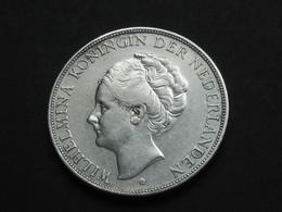 2 1/2  Gulden 1931 Netherlands - Pays Bas - Wilhelmina  Koningin Der Nederlanden - **** EN ACHAT IMMEDIAT **** - 2 1/2 Gulden