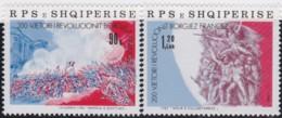 Albanien   .      Yvert      .    2195/2196     .    **     .      Postfrisch    .   /   .   MNH - Albania