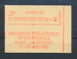 France Carnet 2154 C1 Sabine De Gandon - Carnets