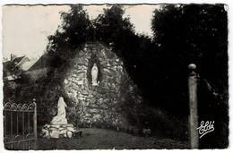 CESNY - BOIS - HALBOUT  14  Grotte Avec Vierge . - France