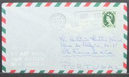 Great Britain - Cover To Portugal 1967 - 1952-.... (Elizabeth II)