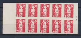 France Carnet 2720 C1 Marianne De Briat - Markenheftchen