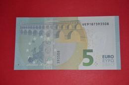 FRANCE - 5 EURO CHARGE 18 - U008 J5 - UE9187393508 - UNC - FDS NEUF - 5 Euro
