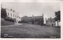 Crayke Village Post Office Yorkshire Antique Real Photo Postcard - Inglaterra