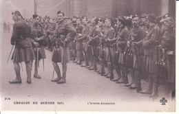 (1915) - L'Armée écossaise - Guerra 1914-18