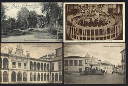 Conjunto De 4 Postais Antigos De EVORA. Set Of 4 Old Postcards PORTUGAL 1900s - Evora