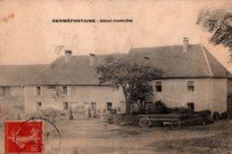T6 - CP DOUBS - GERMEFONTAINE -HOTEL CHARRIERE - Autres Communes