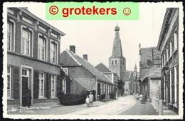 BAARLE HERTOG-NASSAU Kerkstaat Met St. Remigiuskerk Ca 1920 - Baarle-Hertog