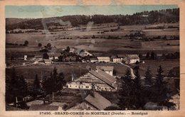 T6 - CP DOUBS - Grand'combe Comb De Morteau - Rossigné - Other Municipalities