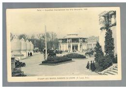 JM31.01 / CPA /  PARIS - EXPO 1925 / STUDIUM DES GRANDS MAGASINS DU LOUVRE - Tentoonstellingen