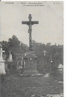55 - ESNES - MONUMENT ELEVE A LA MEMOIRE DE M GENIN - Francia