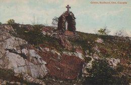 Canadian Sudbury Grotto Ontario Vintage Postcard - Unclassified