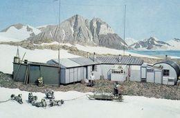 Commonwealth Institute Graham Land Camp In Summer Antarctica Postcard - Postcards