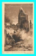 A804 / 623 62 - ARRAS Incendie De L'Hotel De Ville - Arras