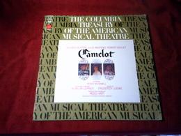 CAMELOT  °° RICHARD BURTON  / JULIE ANDREWS  / ROBERT GOULET - Opera