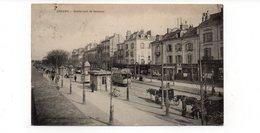 49 - ANGERS - Boulevard De Saumur - Animée - 1909  (P38) - Angers