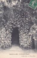 Bligny-le-Sec - La Grotte Et La Chapelle - CAD Saint-Seine-l'Abbaye & Grosbois & Sombernon (21) - France