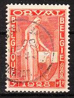 264  Première Orval - LA Bonne Valeur - Oblit. - LOOK!!!! - Belgique