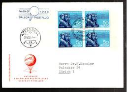 27802 - NABAG  1959 - Suisse