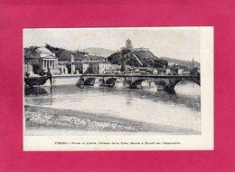 ITALIE, PIEMONTE, TORINO, Ponte In Pietra, Chiesa Della Gran Madre E Monte Del Cappuccini, Précurseur - Bridges