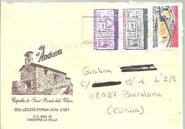 CARTA  1990 - Cartas