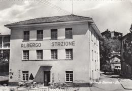 AK - Italien - ARCO - Albergo Stazione - Gestore Lutterotti Mario - 1950iger - Unclassified