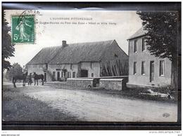 63 - NEBOUZAT - Pont Des Eaux - Hotel Et Villa Verny - Autres Communes