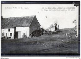 63 - NEBOUZAT - Circuit D'auvergne - Col De La Moréno (Virage Des 4 Routes) - Autres Communes