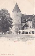 Delémont - Sans Légende - Tour De La Franche Courtine - Animée - JU Jura