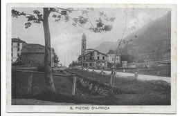 San Pietro D'Aprica (Sondrio). Veduta. - Sondrio