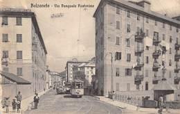 PIE-Z-LOT.SDV-19-6754 : BOLZANETO  VIA PASQUALE PASTORINO. TRAMWAY. - Italie