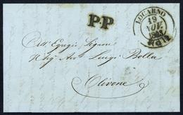 1843, Schweiz, Brief - Schweiz