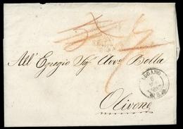 1847, Schweiz, Brief - Schweiz
