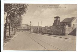 42 St Etienne Le Puits Neyron Et La Gare De Chateaucreux - Mineral