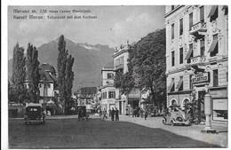 Merano (Bolzano). Verso Il Casino Municipale. - Merano