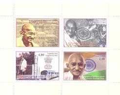 2019. Tajikistan, Mahatma Gandhi, S/s Perforated, Mint/** - Tajikistan