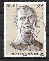 FRANCE 4836 . Buste De César . - Francia