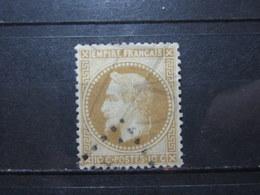 VEND BEAU TIMBRE DE FRANCE N° 28B !!! - 1863-1870 Napoléon III Lauré