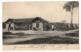 CPA 78 - VERSAILLES (Yvelines) - Camp De Satory - Le Stand - Ed. A. B. - Dos Non Divisé - Versailles